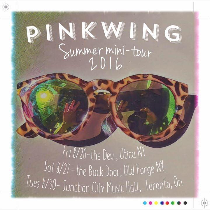 Pinkwing Tour Dates