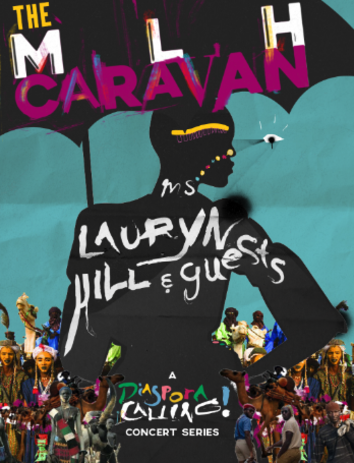 Ms. Lauryn Hill @ Saenger Theatre - New Orleans, LA