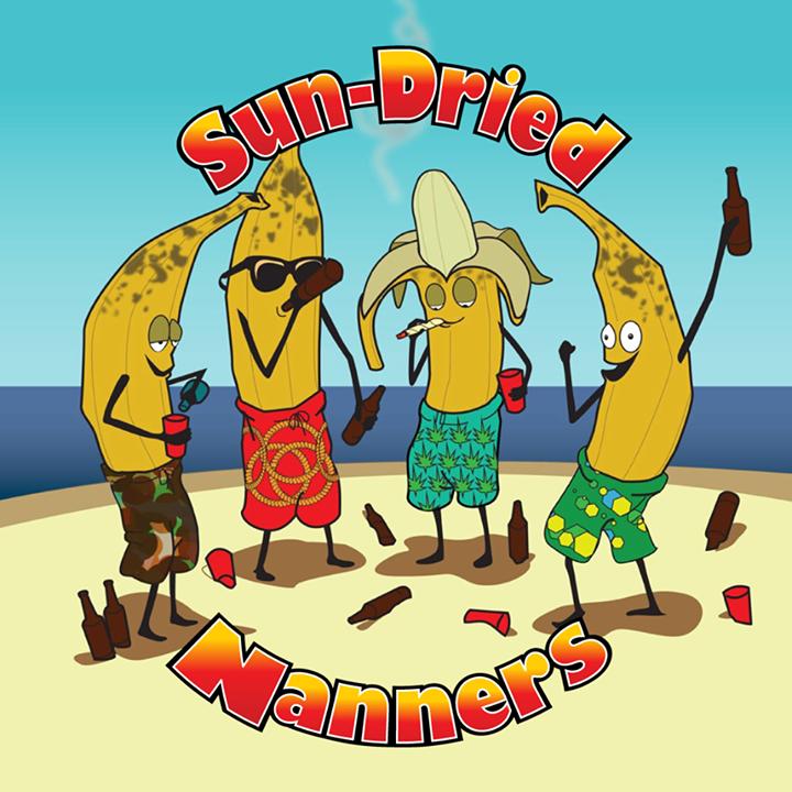 Sun-dried Nanners Tour Dates
