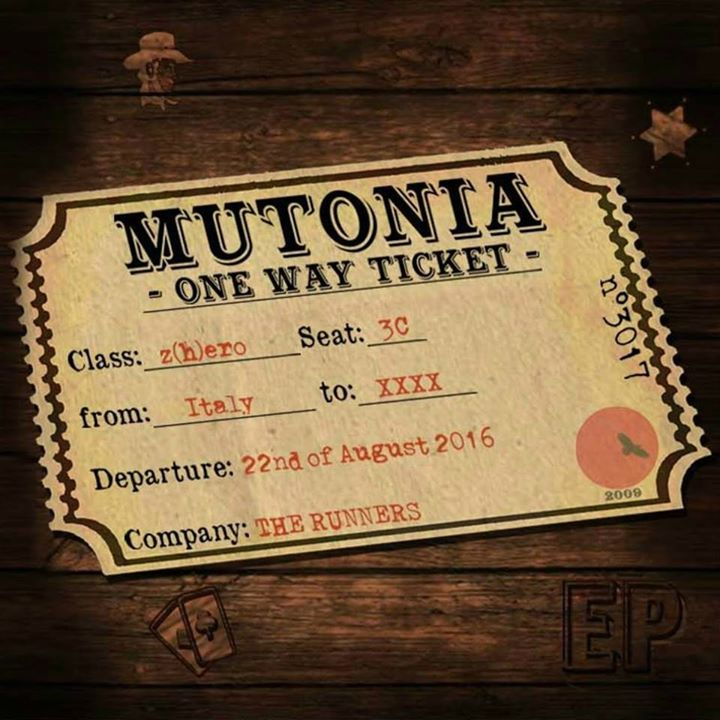 MutoniA Tour Dates