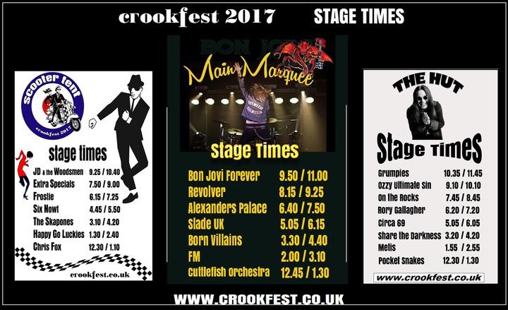 CrookFEST @ CrookFest - Crook, United Kingdom
