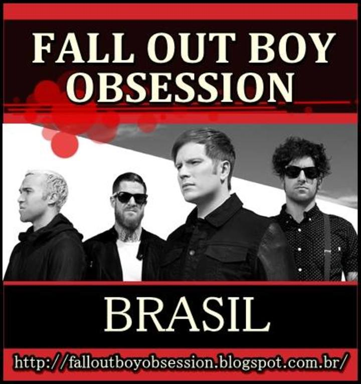 Fall Out Boy Obsession Brasil Tour Dates
