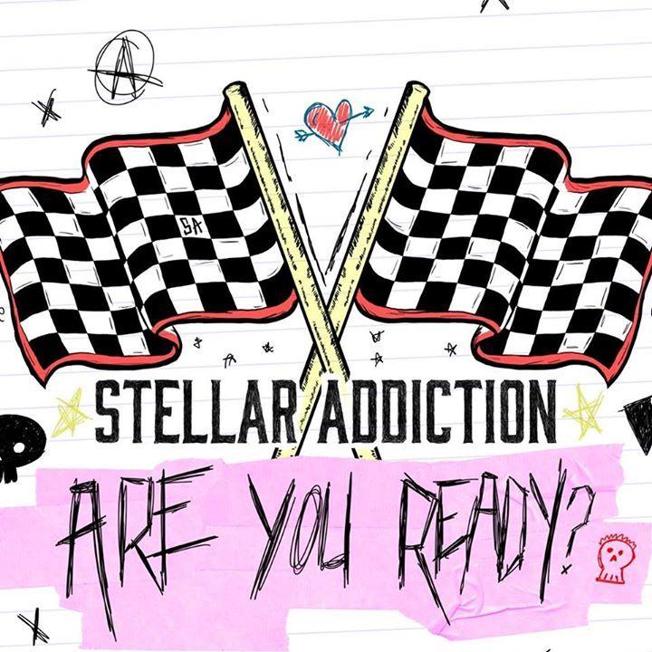 Stellar Addiction Tour Dates