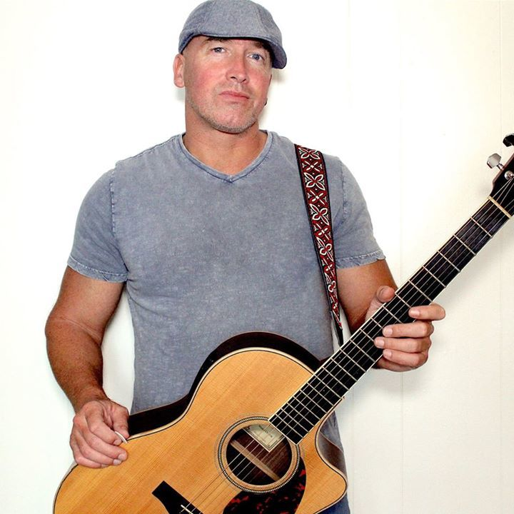Chris Dupre Acoustic Troubador Tour Dates
