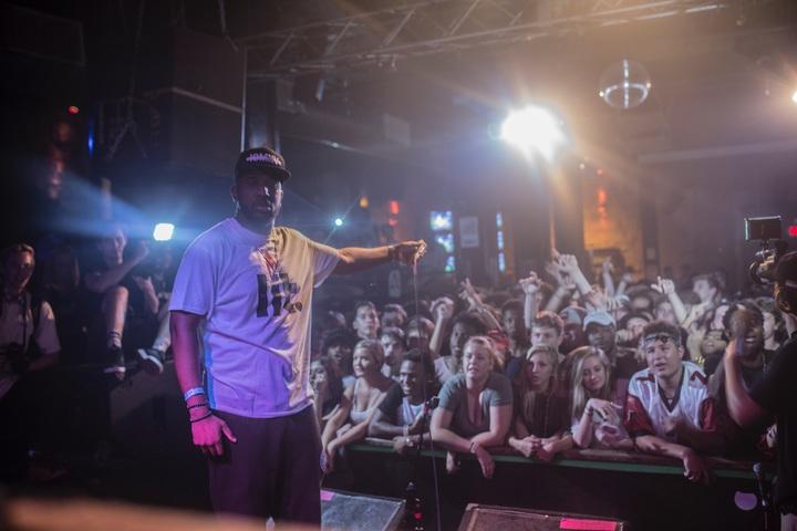 DJ Scream @ Woodruff Park - Atlanta, GA