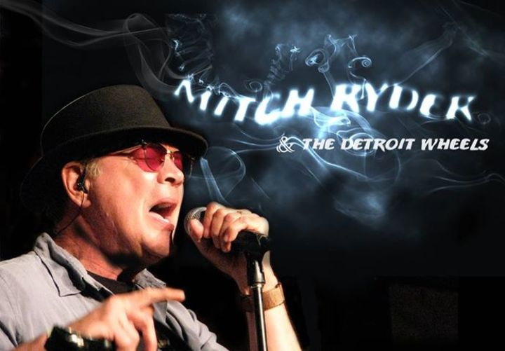 Mitch Ryder Tour Dates
