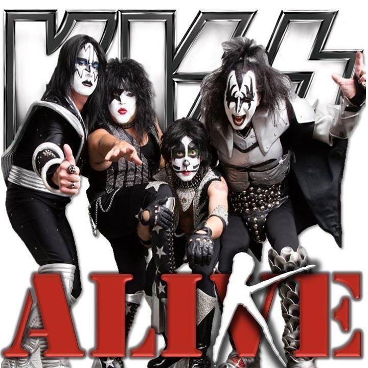 KISS ALIKE Tour Dates