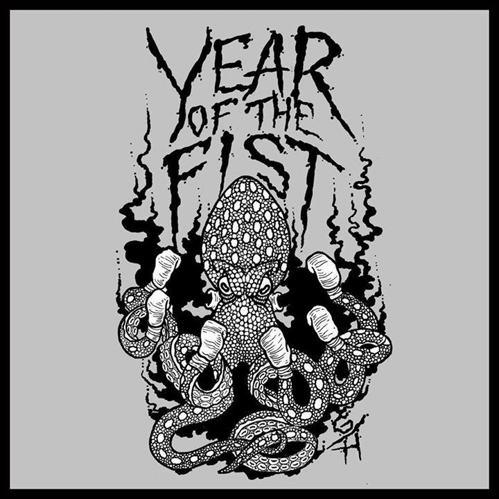 Year Of The Fist Tour Dates