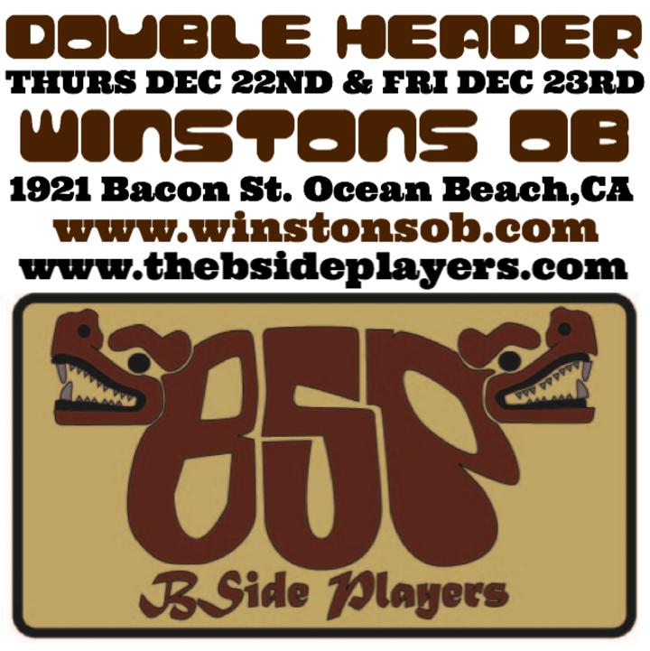 B-Side Players @ Winstons - San Diego, CA