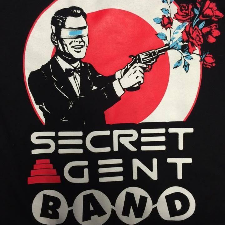Secret Agent Band Tour Dates