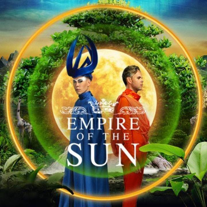 Empire of the Sun @ Gorge Amphitheatre - George, WA