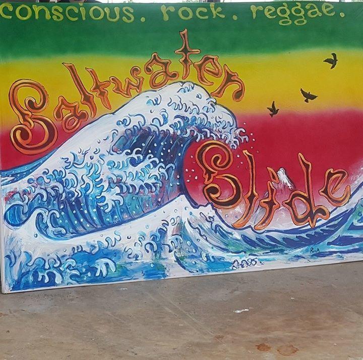 Saltwater slide Tour Dates