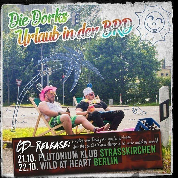 Die Dorks Tour Dates