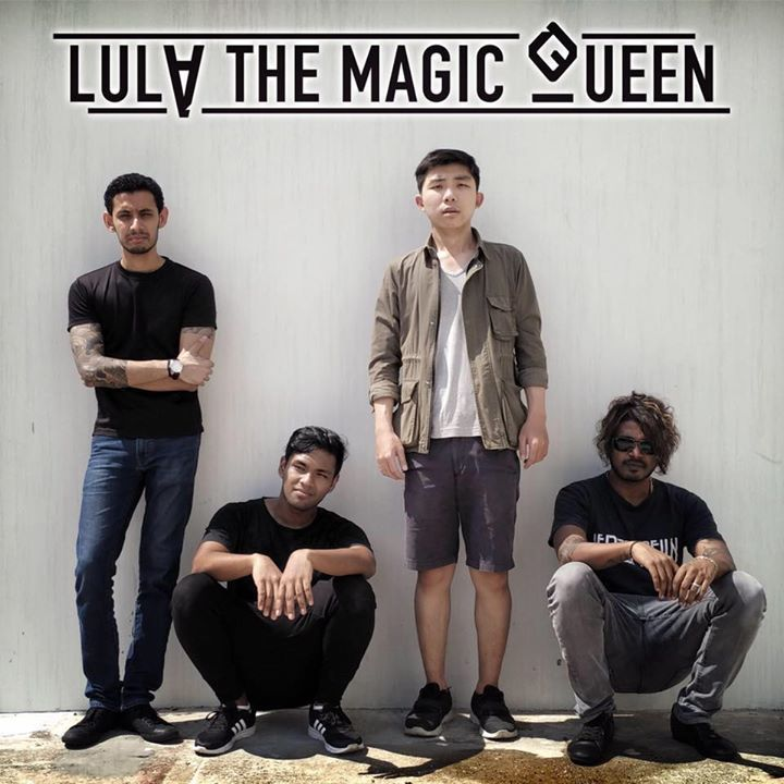 Lula The Magic Queen Tour Dates