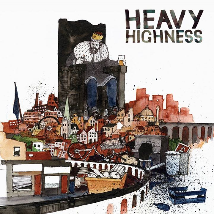 Heavy Highness Tour Dates