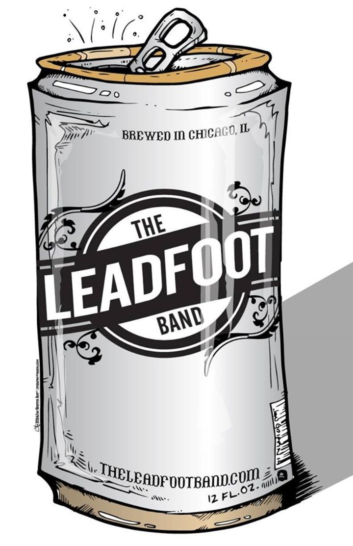 The Leadfoot Band @ Nippersink Music & Arts Festival - Spring Grove, IL