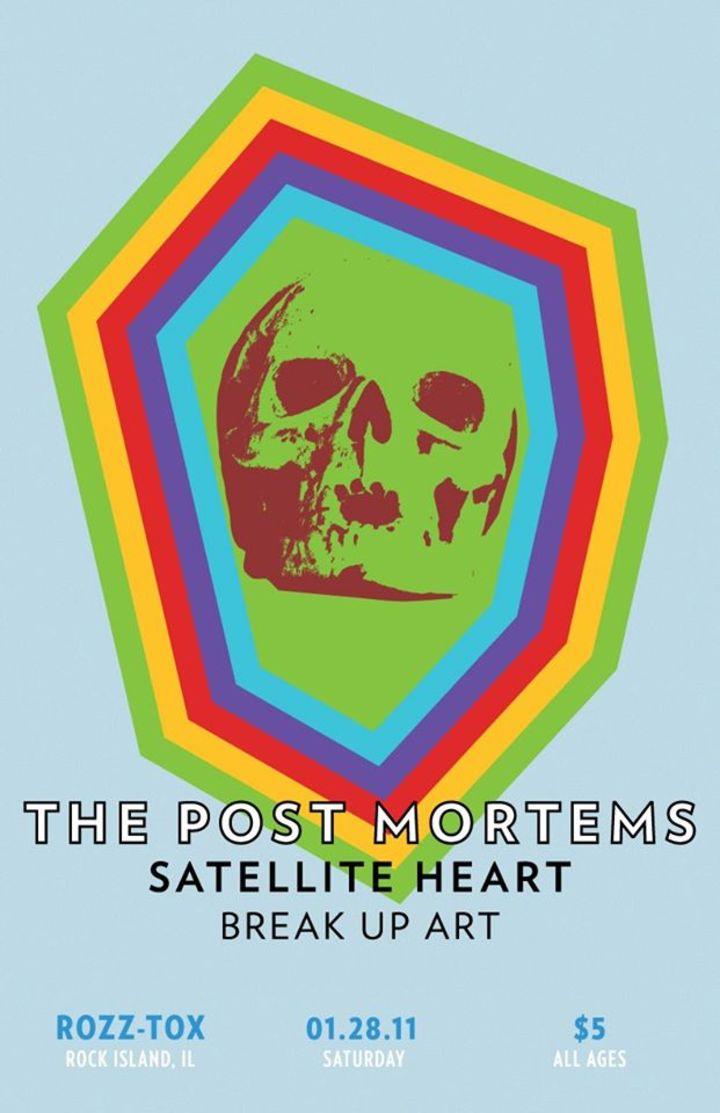 The Post Mortems Tour Dates