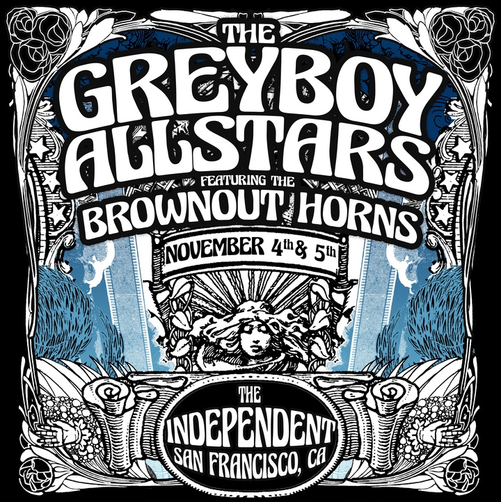 The Greyboy Allstars @ The Independent - San Francisco, CA