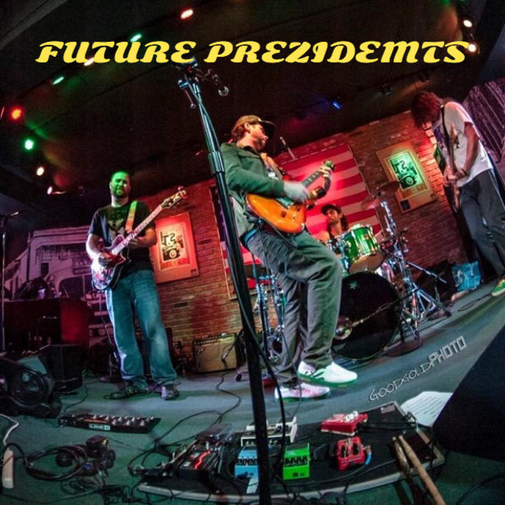 Future Prezidents Tour Dates