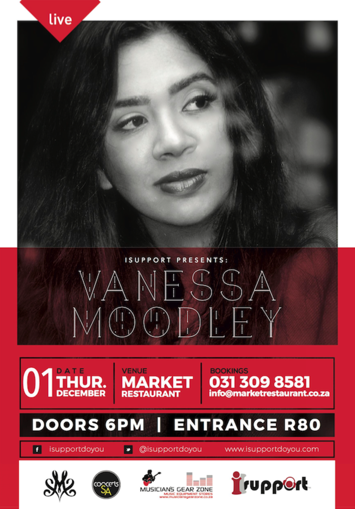 Vanessa Moodley @ Market  - Durban, South Africa