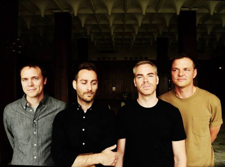 American Football @ O2 Shepherd's Bush Empire - London, United Kingdom