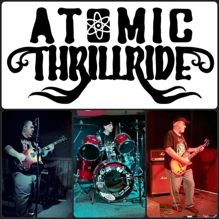 Atomic Thrillride Tour Dates