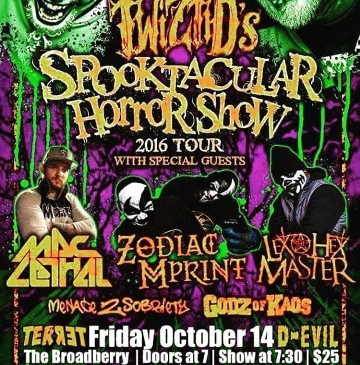 D-Evil Tour Dates