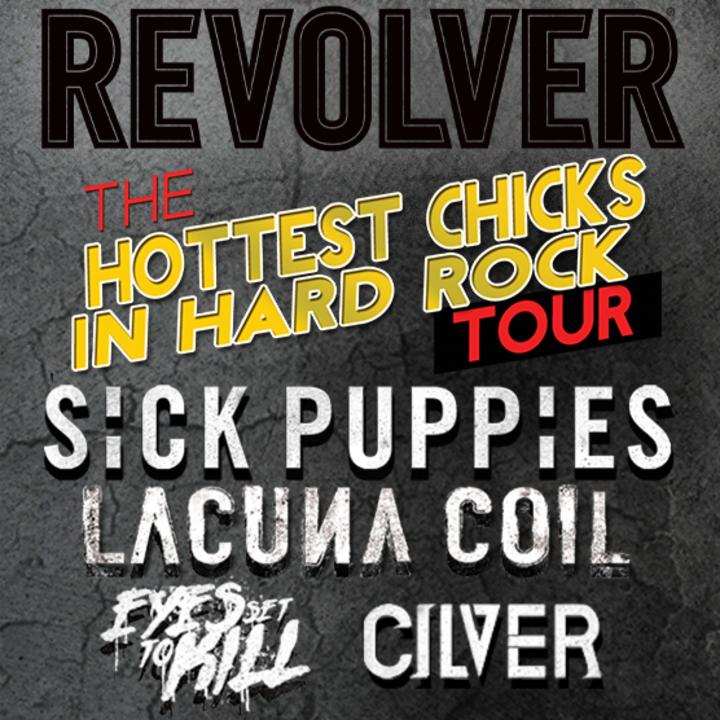 Revolver Magazine Hottest Chicks In Hard Rock Tour @ Empire - West Springfield, VA