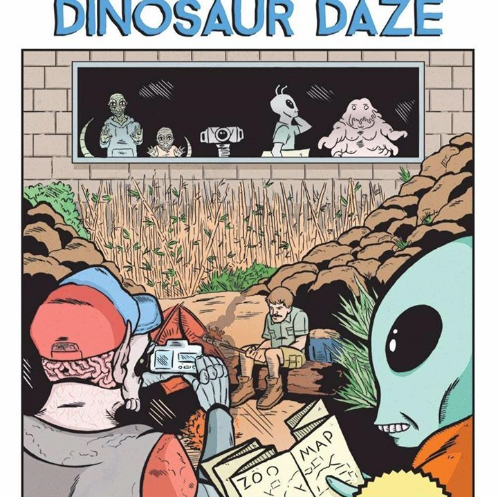 Dinosaur Daze Tour Dates