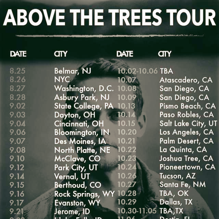 Tim McNary Tour Dates