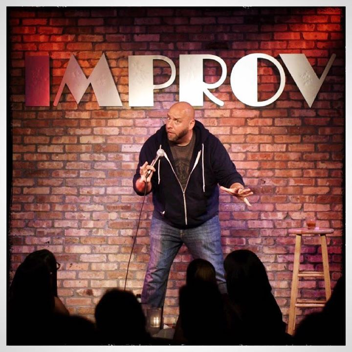 Brian Glowacki (comedian) @ Laugh In - Fort Myers, FL