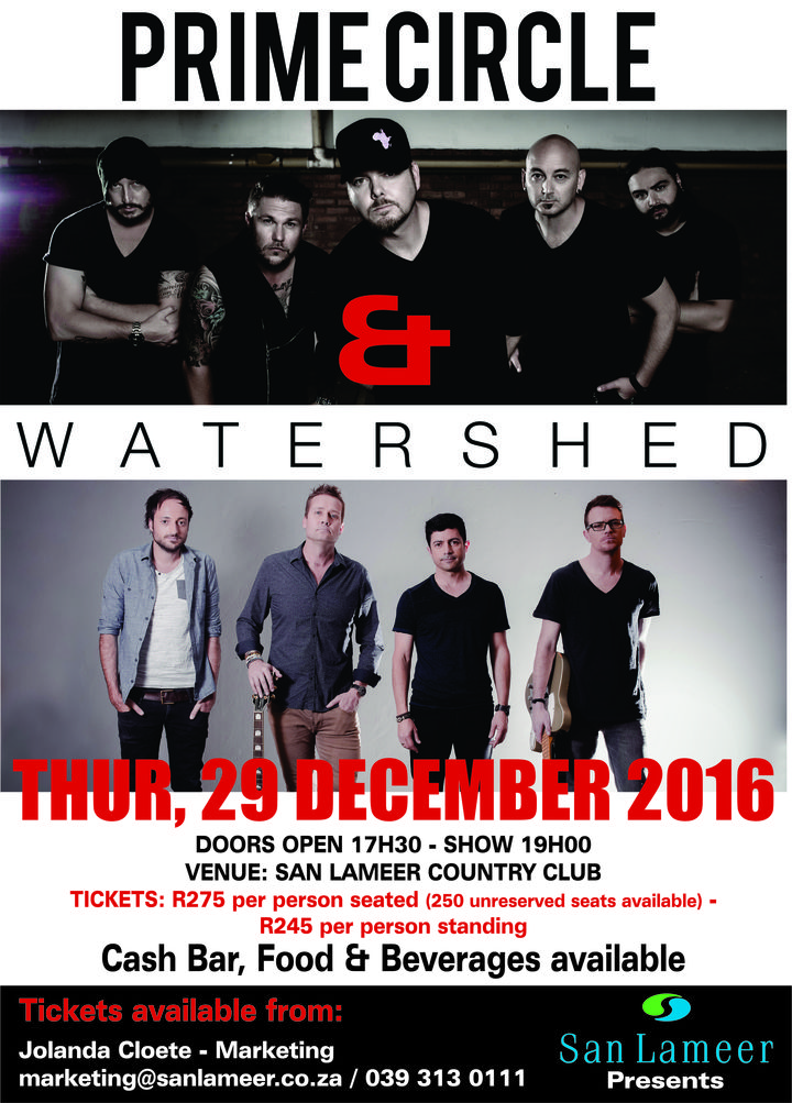 Watershed @ San Lameer Country Club - Southbroom, South Africa