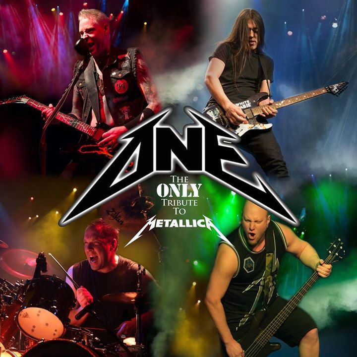 ONE - Metallica Tribute Band Tour Dates