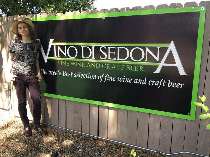 Adam Smith @ Vino Di Sedona - Sedona, AZ