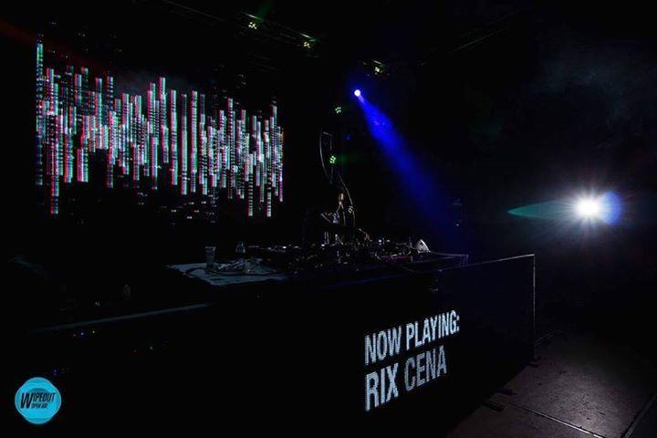 Rix Cena Tour Dates