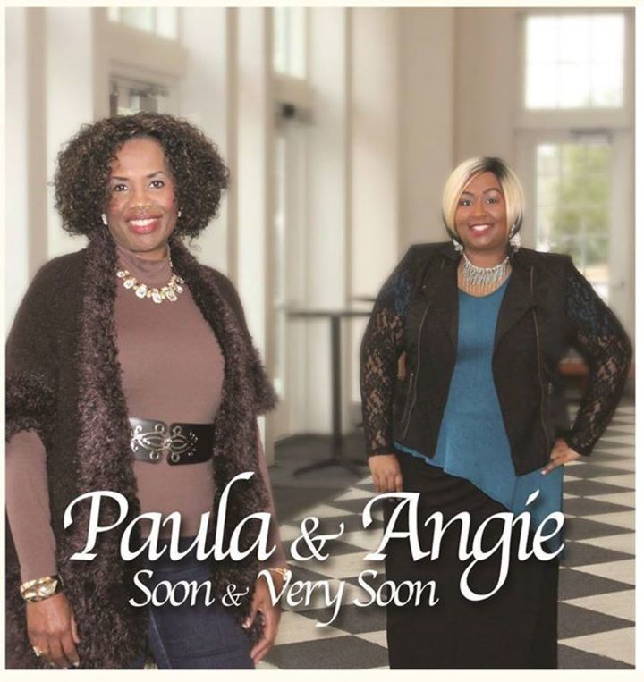 Paula & Angie @ Myrtle Beach Convention Center  - Myrtle Beach, SC
