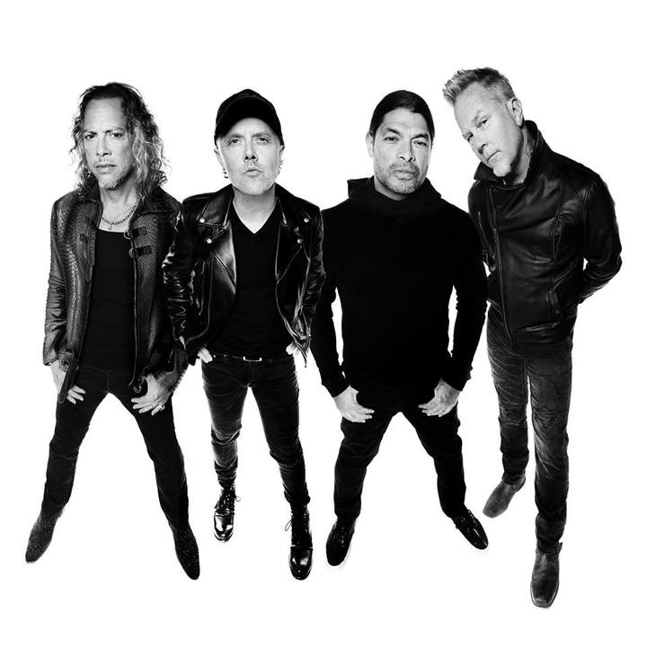 Metallica Tour Dates