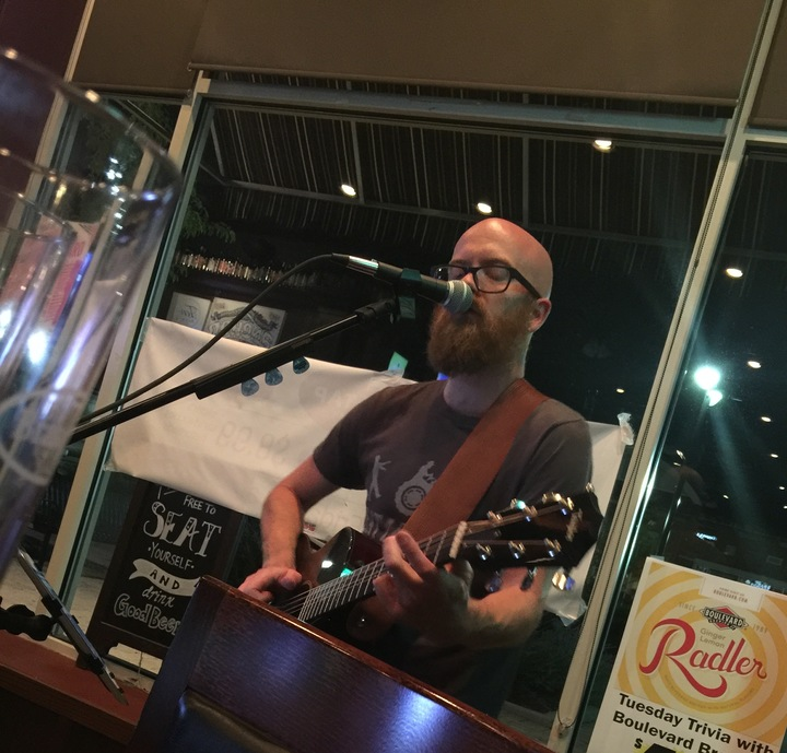 Jason Benefield @ Buzz Cafe - Oak Park, IL