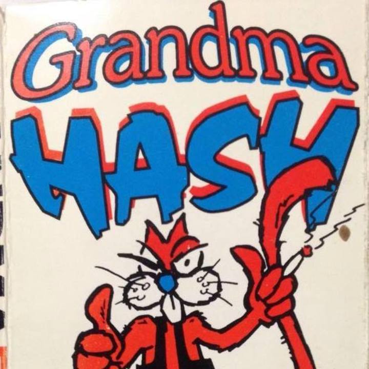 Grandma Hash Tour Dates