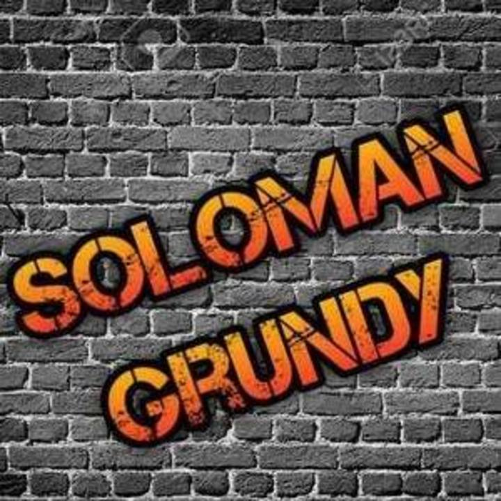 Soloman Grundy Tour Dates