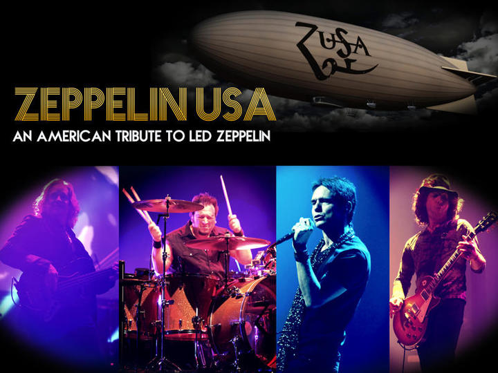 Zeppelin USA @ Firehouse Arts Center - Pleasanton, CA