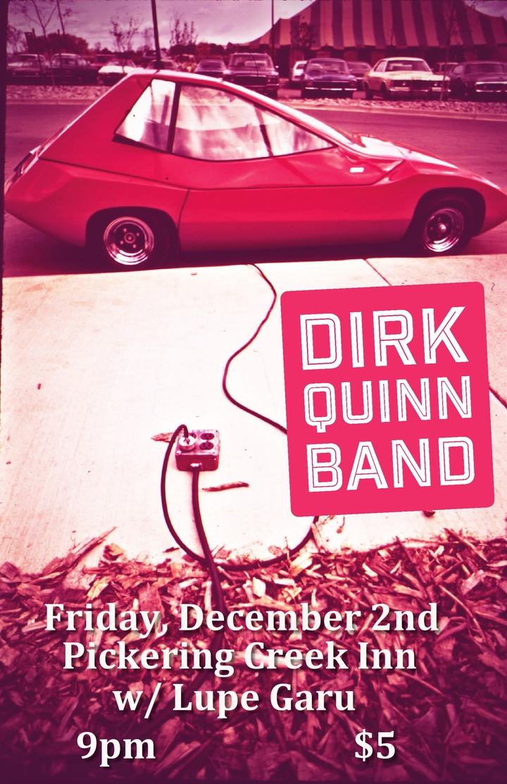 Dirk Quinn Band @ The Pickering Creek Inn - Phoenixville, PA