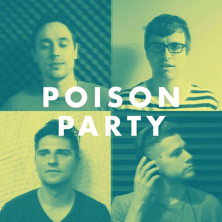 Poison Party Tour Dates