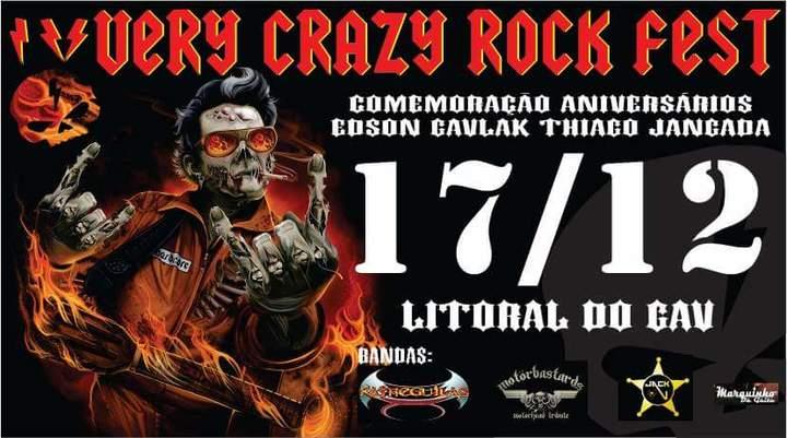 MOTÖRBASTARDS @ Litoral do GAV - Telêmaco Borba, Brazil