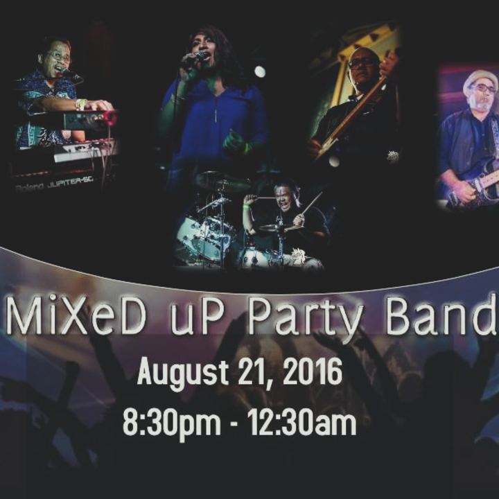 Mixed Up Party Band Tour Dates