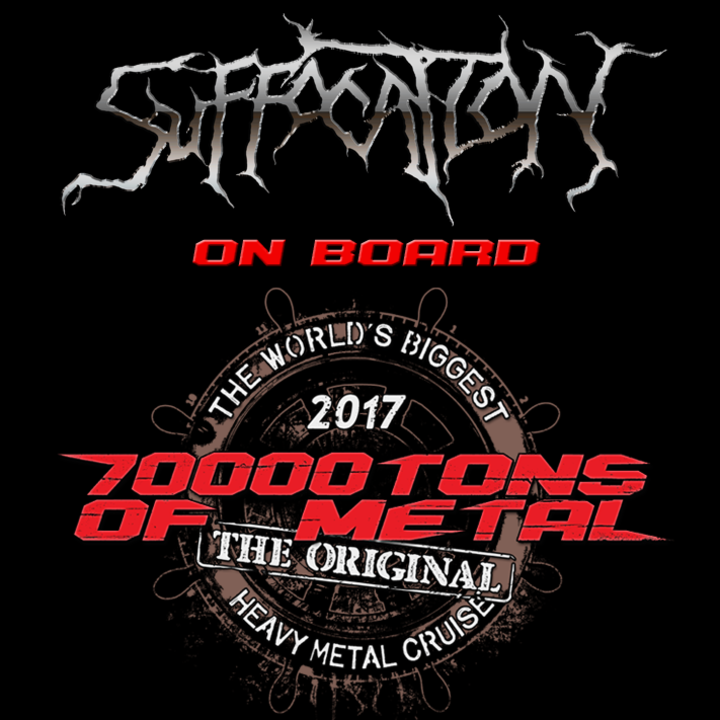 Suffocation Tour Dates