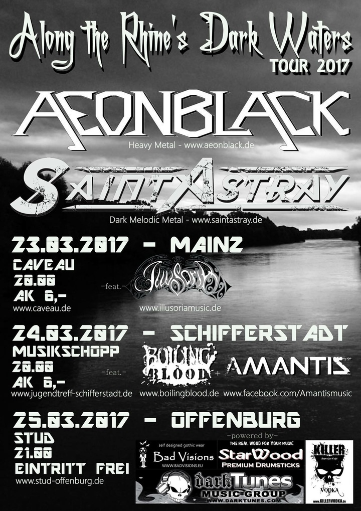 Saint Astray @ MusikSchopp - Schifferstadt, Germany