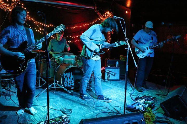 Malandros @ The Prophet Bar - Dallas, TX
