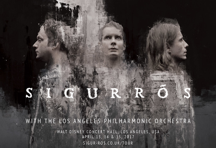 Sigur Rós @ Walt Disney Concert Hall - Los Angeles, CA