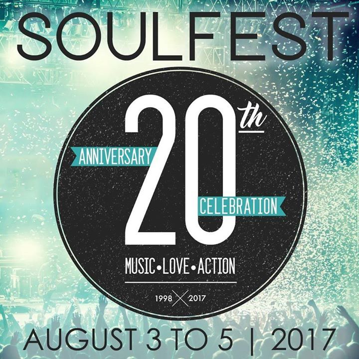 SoulFest and New Sound Concerts Tour Dates